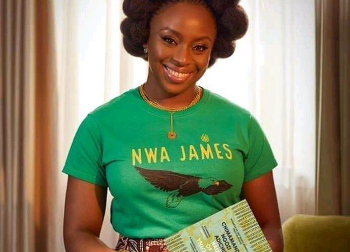 Chimamanda Ngozi Adichie Awarded Women's Prize For Fiction
