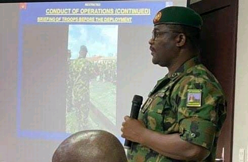 We're Unhappy That Sanwo-Olu Denied Inviting The Military On October 20th – Army
