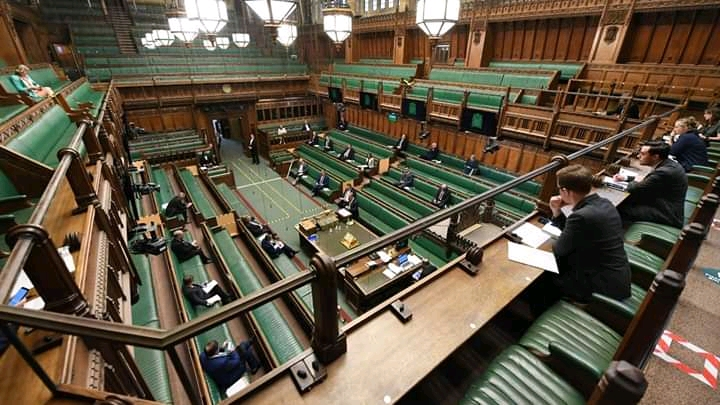 UK Parliament Debating Sanctions On Nigerian Government Officials Involved In Attack On #EndSARS Protesters, Lekki Shooting