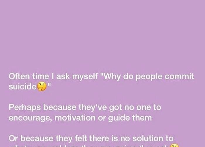 UNIOSUN Student, Ikire Campus Commit Suicide After Posting Motivational Quote On His WhatsApp Status