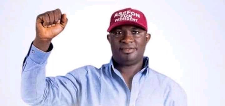 Sunday Asefon, a 45-year-old civil servant emerges NANS President