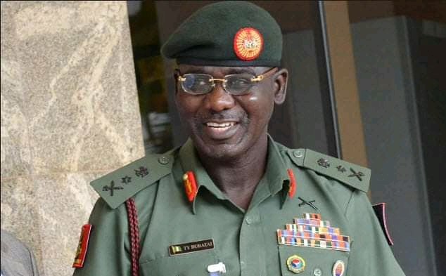 No one was killed at Lekki toll gate – Gen Buratai