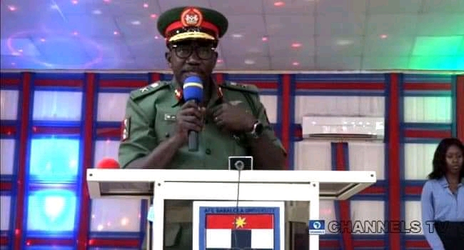 Nigerian Army General, Olu Irefin, Dies Of Covid-19 In Abuja