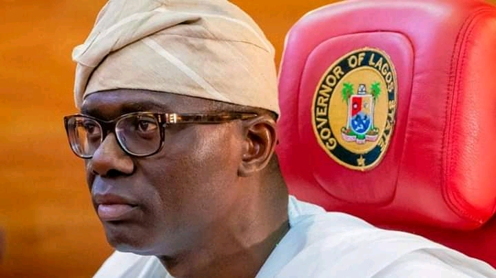 Lagos State Governor, Babajide Sanwo-Olu Tests Positive For Covid-19