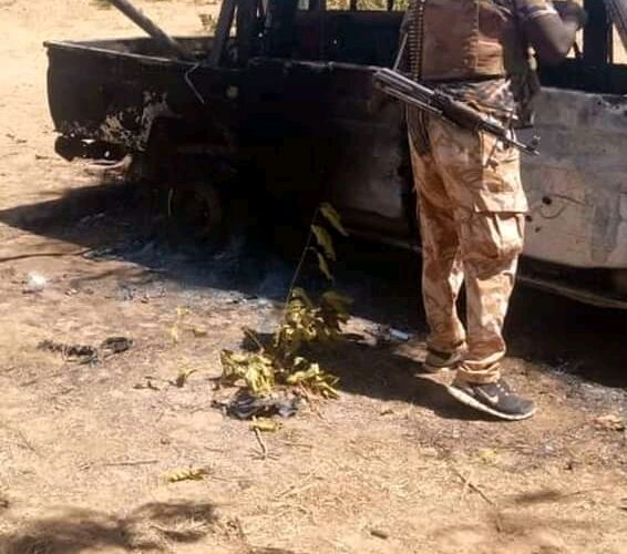 Just 3 Weeks After Irabor Was Appointed CDS, 2 Boko Haram Leaders Killed, Back-To- Back Attacks Launched