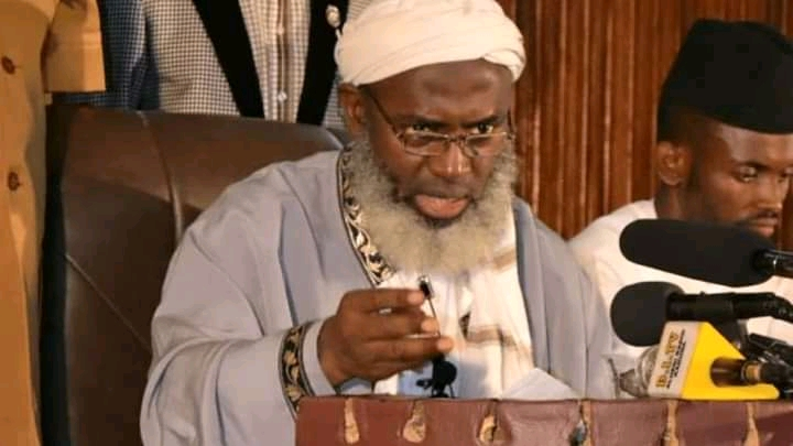 Bandits learnt kidnapping from Niger Delta militants – Sheik Gumi
