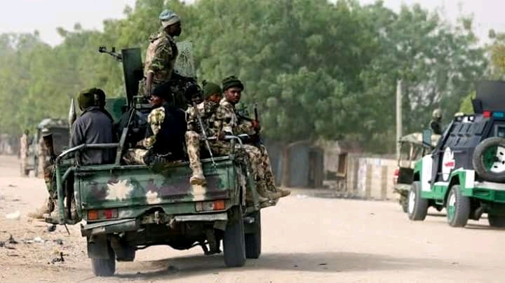 NIGERIAN ARMY TROOPS IN HOT PURSUIT OF ARMED BANDITS INVOLVED IN KAGARA KIDNAP IN NIGER STATE