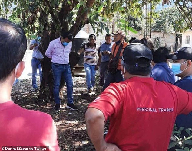 Mexican Residents Tie Mayor To Tree After He Failed To Fulfil Campaign Promises