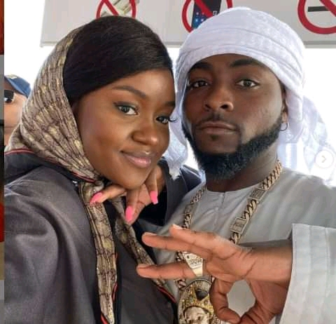 Chioma, Davido's relationship causes Twitter frenzy