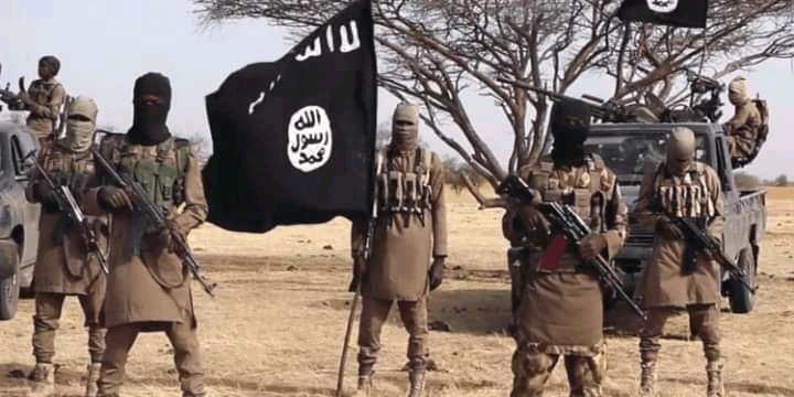 JUST IN: ISWAP, Boko Haram launches joint attack on Nigerian military base in Yobe, destroy gun trucks