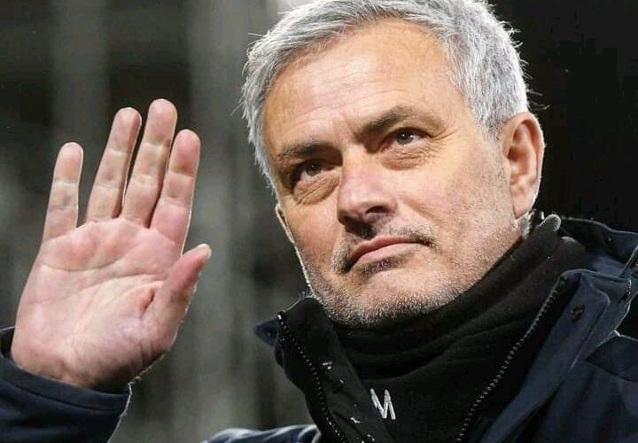 Tottenham Manager, Jose Mourinho Sacked