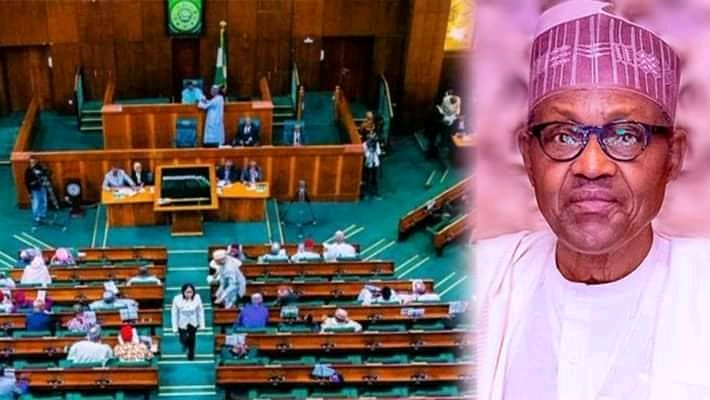 House Of Reps Passes Fresh Buhari's N1 trillion Loan Request To Buy Arms